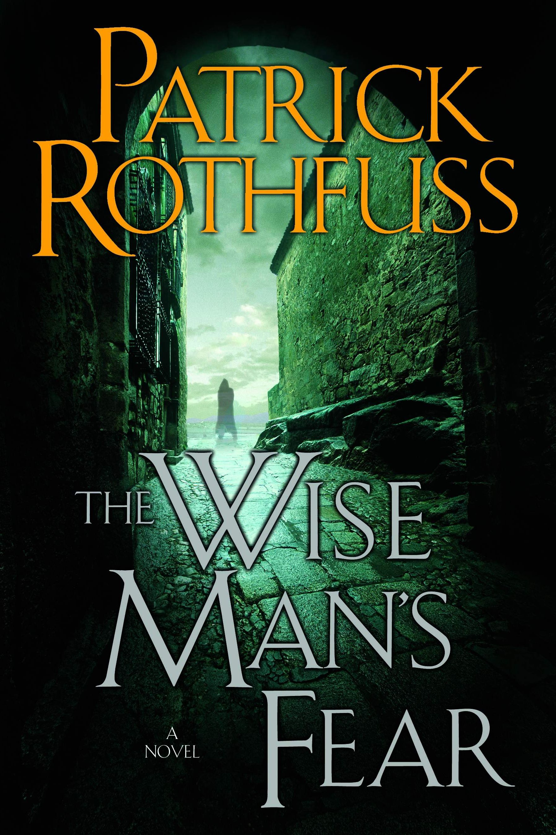 The Wise Man's Fear (The Kingkiller Chronicle #2)