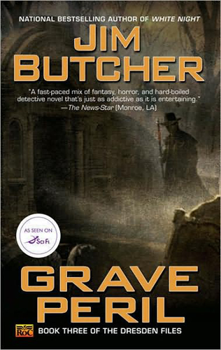 Grave Peril (Dresden Files #3)