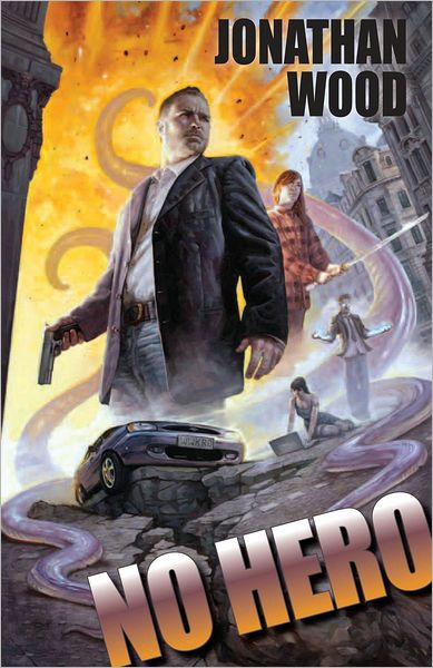 No Hero (Night Shade Books, 2011)