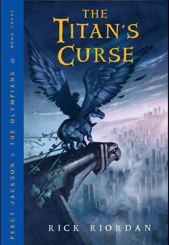 Percy Jackson and the Olympians - The Titan's Curse