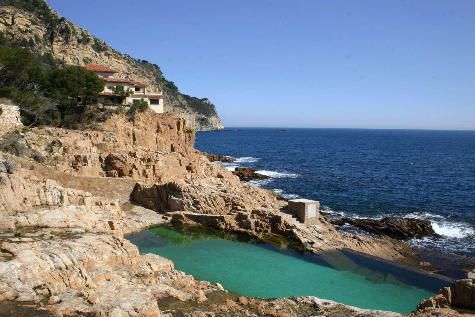 Xelu net rutes camins de ronda de begur anna ortega - Aiguablava piscina natural ...